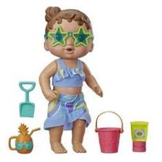 Imagem de Boneca Baby Alive Bebe Sol E Areia - Hasbro E8718