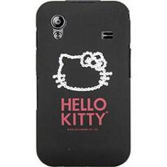 Imagem de Capa para Celular Galaxy Ace Hello Kitty Cristais Policarbonato  - Case Mix