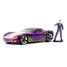 Imagem de Miniatura Chevrolet Corvette Stingray 2009 1:24 Figura Coringa Jada Toys