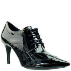Imagem de Ankle Boot Feminina Jorge Bischoff Verniz