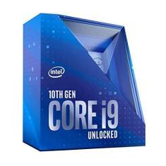 Processador Intel Core I9-10900K Cache 20MB 3.7GHz LGA 1200 - sem cooler