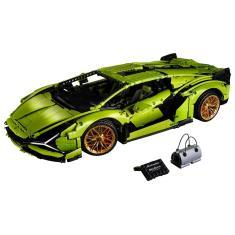 Imagem de LEGO Technic - Lamborghini Sián FKP 37