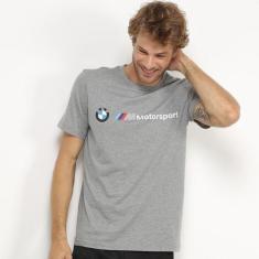 Imagem de Camiseta Puma Bmw Motorsport Logo Masculina