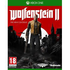 Jogo Wolfenstein The New Colossus II Xbox One Bethesda