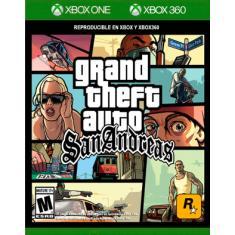 Imagem de Jogo Grand Theft Auto: San Andreas Xbox One Rockstar