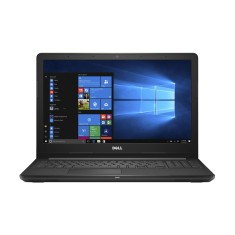 "Notebook Dell Inspiron 3000 Intel Core i7 7500U 7ª Geração 8GB de RAM HD 2 TB 15,6"" Linux i15-3567-U50P"