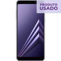 Smartphone Samsung Galaxy A8 Plus Usado 64GB Android