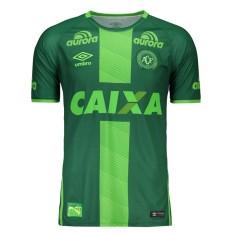 Camisa Chapecoense III 2016 17 Torcedor Masculino Umbro 288131bb1dc74