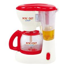 Imagem de Brinquedo Cafeteira Mini Chef - Xalingo Cozinha Infantil