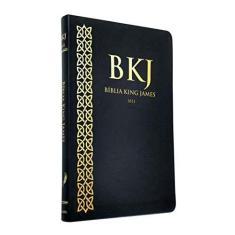 Imagem de Bíblia King James Fiel 1611 Ultra Fina - Preta - Bvbooks - 9788581581385