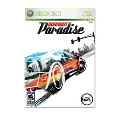 Jogo Burnout Paradise Xbox 360 EA