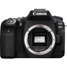 Imagem de Canon Eos 90D Dslr Câmera Digital Não Acompanha Lentes