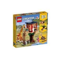 Imagem de Lego Creator 3 Em 1 Safari Casa Na Arvore 397 Peças 31116