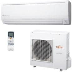 Ar-Condicionado Split Fujitsu 27000 BTUs Quente/Frio ASBG30LFBB / AOBG30LFTB