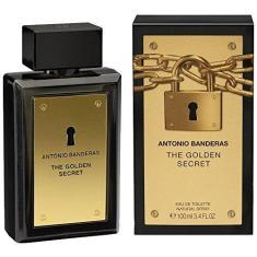 Imagem de Antonio Banderas the Golden Secret Men Edt 100Ml, Antonio Banderas