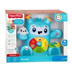 Imagem de Brinquedo para Bebê Rockit Interativo Fisher-Price
