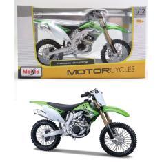 Imagem de Moto Kawasaki KX 450F - Motorcycles - 1/12 - Maisto