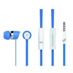 Fone de Ouvido com Microfone C3 Tech EP103 Gerenciamento chamadas