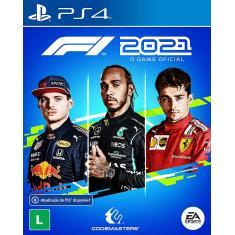 Imagem de Jogo F1 2021 PS4 Codemasters