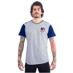 Imagem de Camiseta Masculina Estampada Baseball