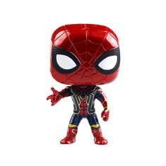 Imagem de Avengers M? O Infinito Guerra Funko pop Homem de Ferro Homem-Aranha Anime M? O Modelo Ornamentos