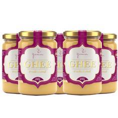 Imagem de Manteiga Clarificada Ghee Kit com 5 Frascos de 300g