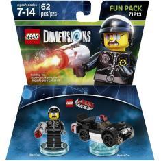 Imagem de Lego Movie Bad Cop Fun Pack - Lego Dimensions