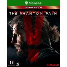 Imagem de Jogo Metal Gear Solid V The Phantom Pain Xbox One Konami