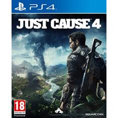 Jogo Just Cause 4 PS4 Square Enix