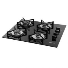 Cooktop Suggar FG4004VP 4 Bocas Acendimento Superautomático