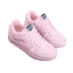 Imagem de Sapatos de caminhada femininos com atacadores Sapatos femininos Sapatos casuais três temporadas