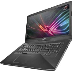 "Notebook Asus ROG Intel Core i7 8750H 8ª Geração 32GB de RAM HD 1 TB SSD 500 GB 17,3"" GeForce GTX 1060 Windows 10 GL703"