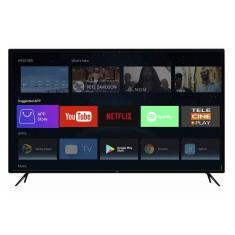 "Smart TV LED 50"" HQ 4K HQSTV50NY 3 HDMI"