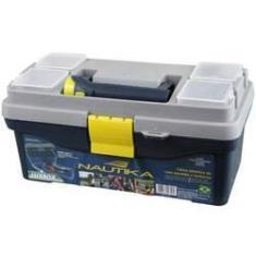 Imagem de Caixa Organizadora Luxbox Multiuso De Plastico - Nautika