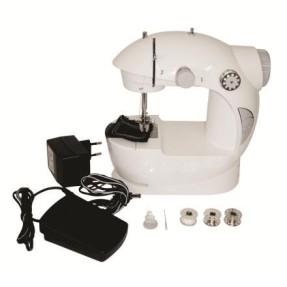 Máquina de Costura Doméstica Portátil Reta 5503 - Titanium