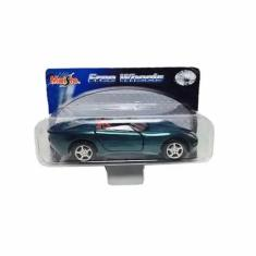 Imagem de Miniatura Jaguar XK180 1:37 Maisto Free Wheels