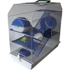 Imagem de Gaiola Para Hamster 4 Andares