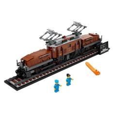 Imagem de LEGO Creator Expert - Trem Locomotiva Crocodilo