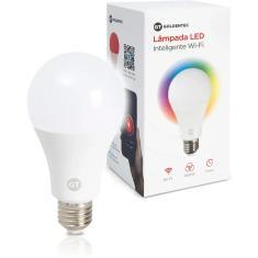 Imagem de Lâmpada LED Inteligente Wi-Fi Goldentec