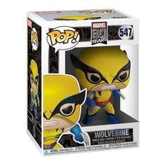Imagem de Pop! Funko Wolverine #547 Marvel 80 Anos - Original