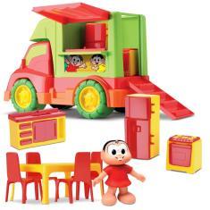 Imagem de Brinquedo Infantil Food Truck Turma da Mônica c/ Boneca 1107
