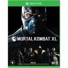 Jogo Mortal Kombat Xl Xbox One Warner Bros