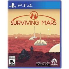 Jogo Surviving Mars PS4 Paradox Interactive