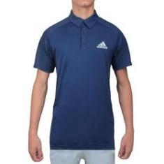 Imagem de Camisa Polo Adidas Club Marinho