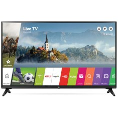 "Smart TV TV LED 49"" LG Full HD Netflix 49LJ5500 2 HDMI"