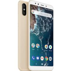 Smartphone Xiaomi Mi A2 128GB Android Câmera Dupla