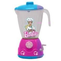 Imagem de Kit Liquidificador Da Barbie