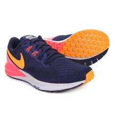 7c9c2d80e84ca Tênis Nike Feminino Corrida Air Zoom Structure 22