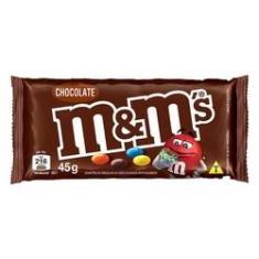 Imagem de Chocolate Confeito Ao Leite M&Ms 45g - Mars