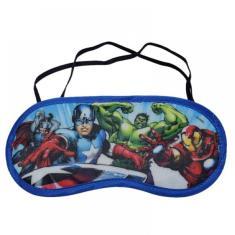 Imagem de Máscara de Dormir Avengers - ETITOYS